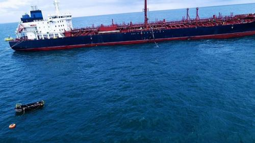 Arrival of the first Vessel at the Pinnacle Oil and Gas OffshoreOnshore Liquid Bulk Terminal Lekki. (14)