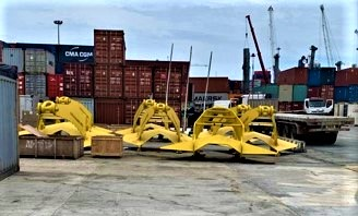 Construction the of Pinnacle Oil and Gas Offshore Onshore Liquid Bulk Terminal at Lekki Free Zone (5)